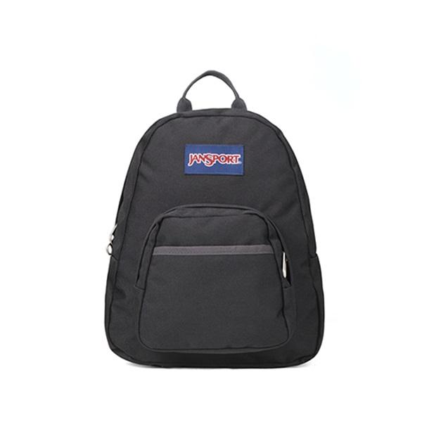 [잔스포츠]JANSPORT - 하프파인트 (TDH6008 - Black) 잔스포츠코리아 정품 AS가능 백팩 가방 스쿨백 데이백 데일리백