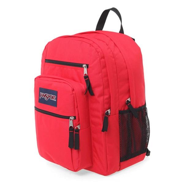[잔스포츠]JANSPORT - 빅스튜던트 (TDN75XP - Red) 잔스포츠코리아 정품 AS가능 백팩 가방