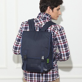 HTML - U5 backpack (Navy)