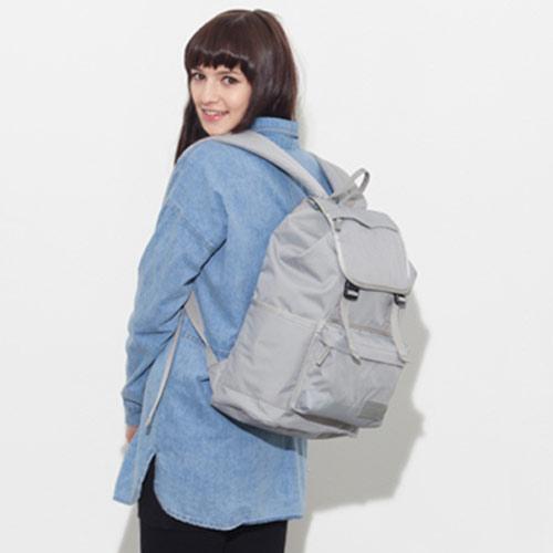 [에이치티엠엘]HTML - B5 backpack (Gray)_스쿨백팩