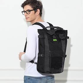 [에이치티엠엘]HTML - V5 backpack (Black)_백팩+토트백