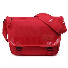 [에이치티엠엘]HTML - M3 Messengerbag (Red)_메신저백