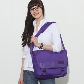 [에이치티엠엘]HTML - M3 Messengerbag (Purple)_메신저백