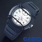 [카시오]CASIO - URETHANE HD (White)_한국본사정품_본사A/S가능 인기 시계