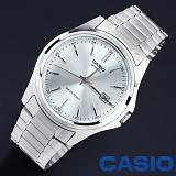 [카시오]CASIO - CLASSIC Metal (Silver-White)_한국본사정품_본사A/S가능 인기 시계