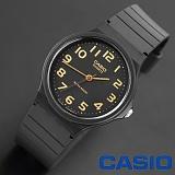 [카시오]CASIO - 초경량 심플 BlackGold - 남여공용_한국본사정품_본사A/S가능 인기 시계