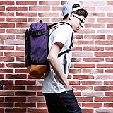 [�θ�ƽũ���]ROMANTIC CROWN - Challenge Backpack (Purple)