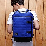 [�θ�ƽũ���]ROMANTIC CROWN - Challenge Backpack (Blue)