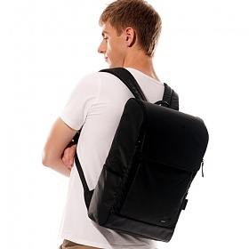 HTML - U7 PLATINUM backpack (Black)