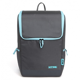 HTML - H7 Backpack (Dark Gray/Mint)