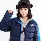 [노스페이스]The North Face - BOYS ACONCAGUA JACKET-AUTD-472-550fill (DEEP WATER BLUE) 패딩 점퍼 스탠다드패딩