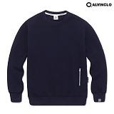 [앨빈클로]ALVINCLO MAR-616N 맨투맨 크루넥 스��셔츠