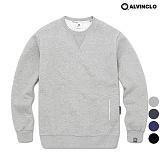 [앨빈클로]ALVINCLO MAR-616G 맨투맨 크루넥 스��셔츠