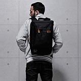 [�θ�ƽũ���]ROMANTIC CROWN - Logical Backpack (Black)