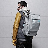 [�θ�ƽũ���]ROMANTIC CROWN - Logical Backpack (Gray)