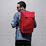 [�θ�ƽũ���]ROMANTIC CROWN - Logical Backpack (Red)
