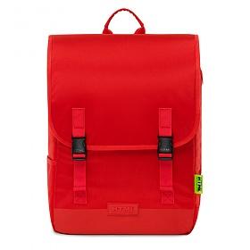 [에이치티엠엘]HTML - NEW U5 Backpack (Red) 학생가방 스쿨백팩