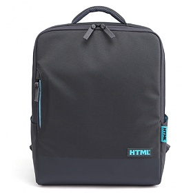 [에이치티엠엘]HTML - H5 Backpack (Darkgray)_스쿨백팩