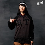 STIGMA - STGM STADIUM JACKET DARKGREY