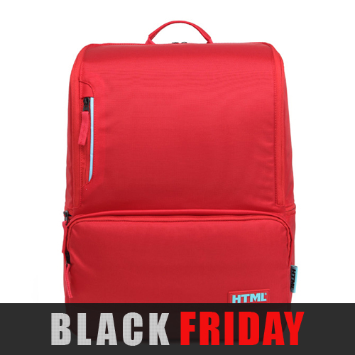 [에이치티엠엘]HTML - H6 Backpack (Red) (JC5HB06N200F)