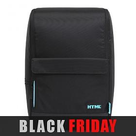 [에이치티엠엘]HTML - H8 Backpack (Black) (JC5HB08N100F)_스쿨백팩