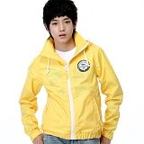 [슈퍼크록] SUPERCROC - Active Windbreaker (Yellow)