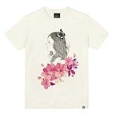 [더셔츠]The shirts - pink_drawing 반팔티셔츠