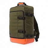 [�θ�ƽũ���]ROMANTIC CROWN - Challenge Backpack (Khaki)