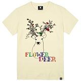 [WFDW] 월드페이머스 Flower deer 반팔티