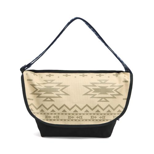 [블루이]BLUEY - Messenger Bag(브라운)
