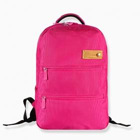 [바투카]VATUKA - Modern Square Backpack (hot pink) 바투카 노트북 가방 백팩