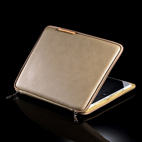 [바투카]VATUKA - 바투카 발렌시아 아이패드 PU 파우치(beige) Valencia iPad Case