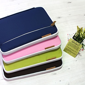 [바투카]VATUKA - Tablet PC & Paper Case (baby pink) 태블릿 PC 페이퍼 케이스
