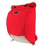 [�θ�ƽũ���]ROMANTIC CROWN - Blueprint Backpack (Red)