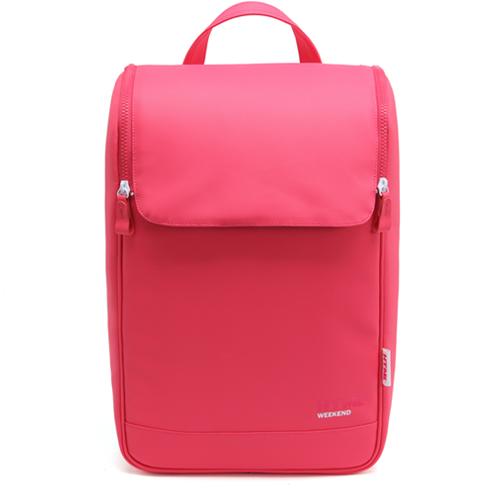 ★단독판매★방수팩증정★[에이치티엠엘]HTML - W7 Backpack (Neon Pink) 가방 백팩 기능성 생활방수
