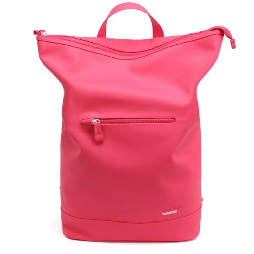 [에이치티엠엘]HTML - W6 Backpack (Neon Pink) + Waterproof Pack L