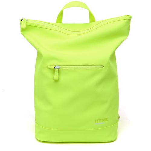 [에이치티엠엘]HTML - W6 Backpack (Neon Green) + Waterproof Pack L_백팩