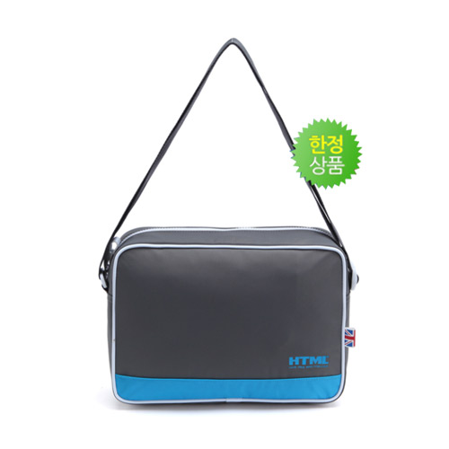 [에이치티엠엘]HTML - Limited W3 Crossbag (Dark gray)+ Waterproof Pack S_크로스백