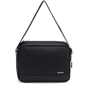 [에이치티엠엘]HTML - W3 Crossbag (Black) + Waterproof Pack S_크로스백