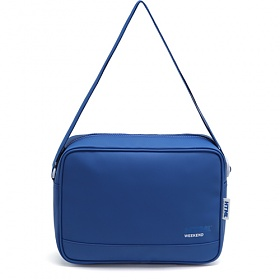 [에이치티엠엘]HTML - W3 Crossbag (Blue) + Waterproof Pack S_크로스백