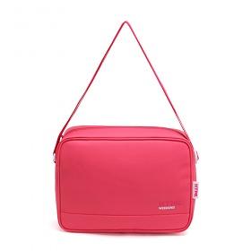 ★단독판매★방수팩증정★[에이치티엠엘]HTML - W3 Crossbag (Neon Pink) 가방 크로스백 기능성 생활방수