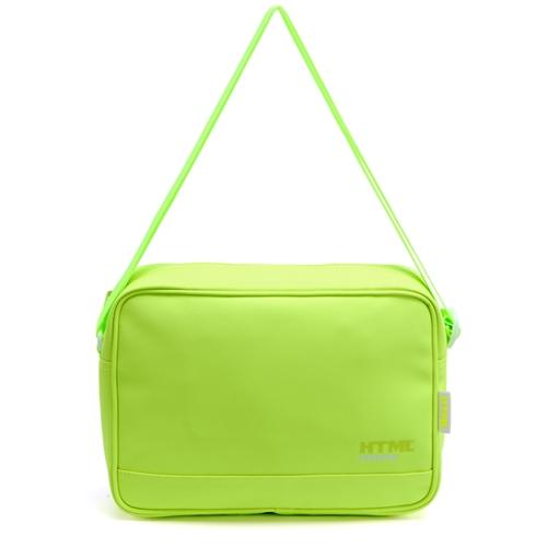 ★단독판매★방수팩증정★[에이치티엠엘]HTML - W3 Crossbag (Neon Green) 가방 크로스백 기능성 생활방수