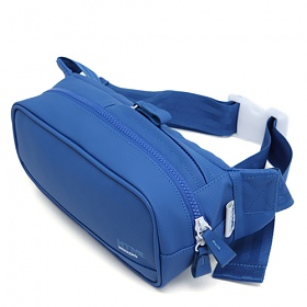 [에이치티엠엘]HTML - W2 Waistbag (Blue) + Waterproof Pack S_웨스트백/힙색