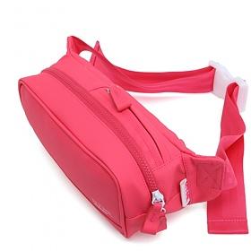 ★단독판매★방수팩증정★[에이치티엠엘]HTML - W2 Waistbag (Neon Pink) 가방 힙색 웨이스트백 기능성 생활방수