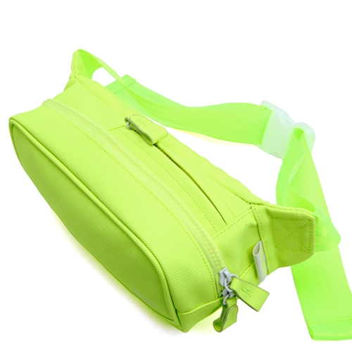 [에이치티엠엘]HTML - W2 Waistbag (Neon Green) + Waterproof Pack S_웨스트백/힙색