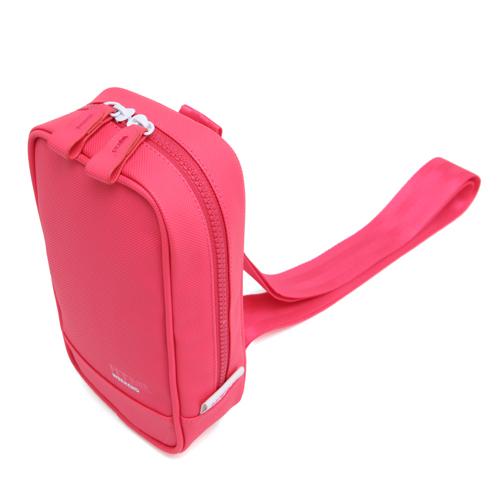 ★단독판매★방수팩증정★[에이치티엠엘]HTML - W1 Slingbag (Neon Pink) 가방 슬링백 기능성 생활방수