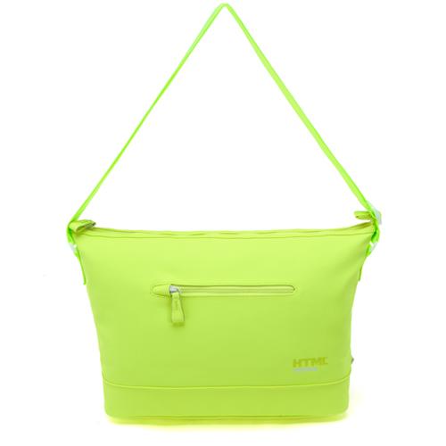 ★단독판매★방수팩증정★[에이치티엠엘]HTML - W4 Messengerbag (Neon Green) 가방 메신져백 기능성 생활방수