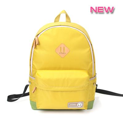 [바투카]VATUKA - Pastel Backpack(Yellow)바투카 파스텔 백팩