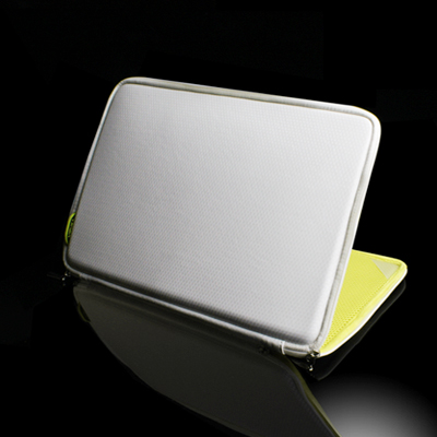 [바투카]VATUKA -  3D큐브 맥북에어 노트북 파우치 11.6인치 (White) 3D Cube Macbook Air Case 11.6 inch