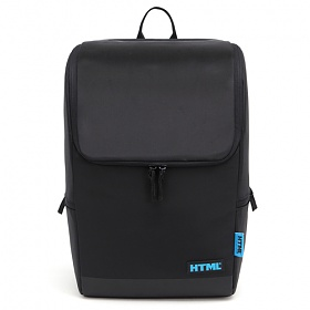 HTML - NEW H7 Backpack (Black/Blue) (JD5HB06N101F)